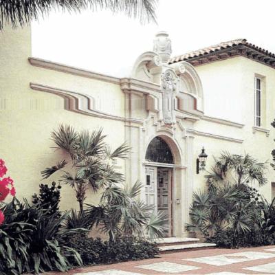 Palm Beach Chic Circa 1990s