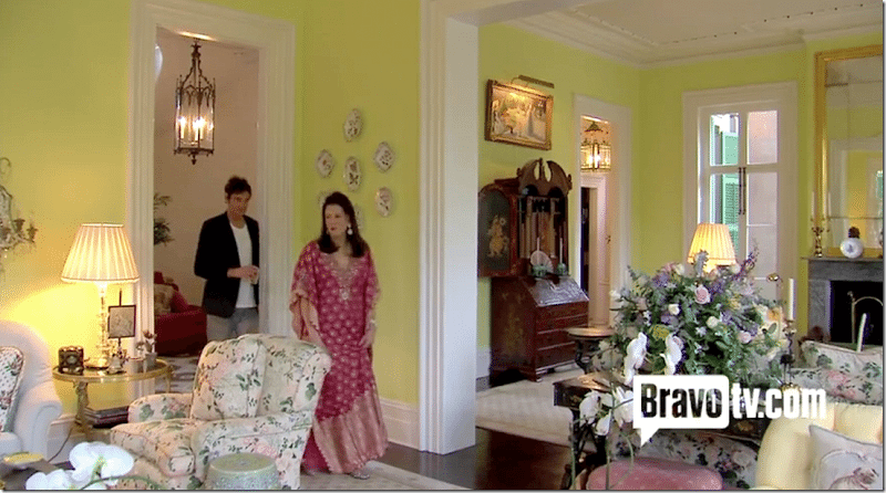 Mario Buatta and Patricia Altschul Exude Southern Charm in