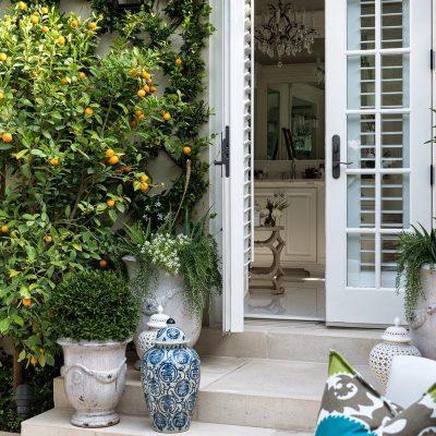 A Palm Beach Regency Style Home