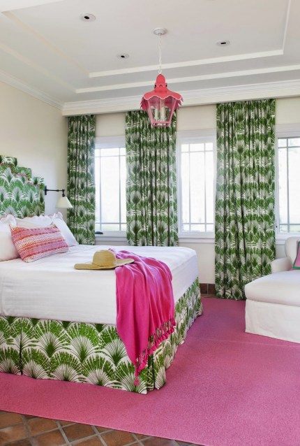 lilly pulitzer crown jewel sheet a waterfront miami manse on the market decorated by anne hepfer