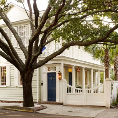 Historic Preservation in Charleston: A Lacquered Life