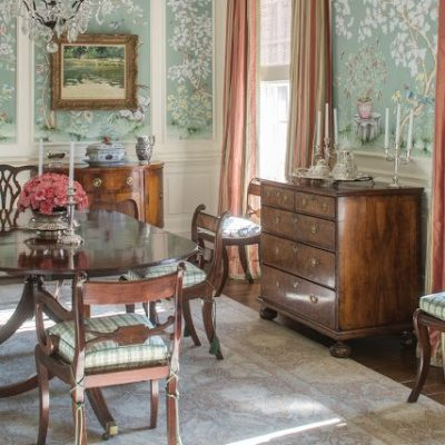 Traditional Interiors By Leta Austin Foster