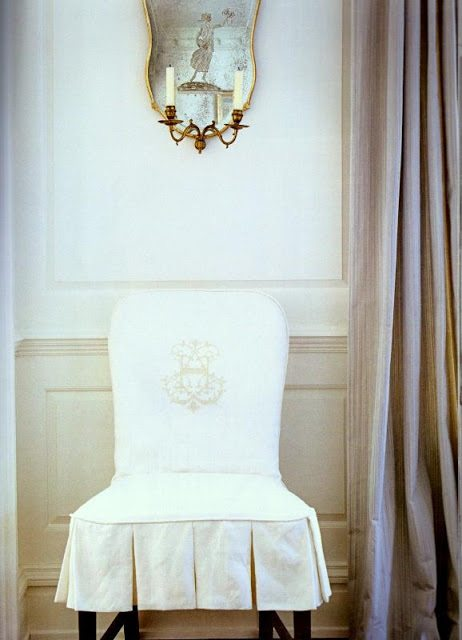 Design Trend Monogrammed Chairs