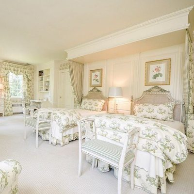 Bowood Chintz – and The Glam Pad – in Vogue!