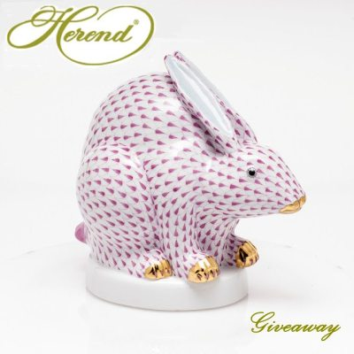 A Fabulous Herend Giveaway!