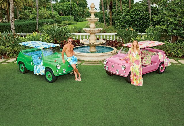 Neiman Marcus Fantasy Gifts Presents Lilly Pulitzer Island Cars ...
