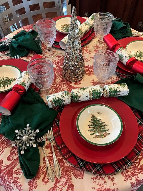Spode Christmas Tree A Christmas Tradition The Glam Pad