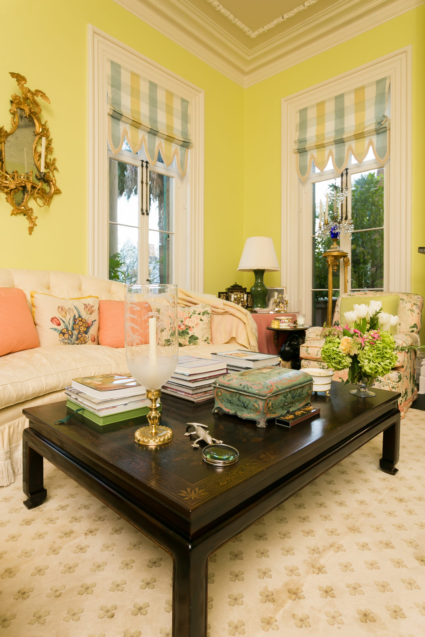 The Art Of Southern Charm By Patricia Altschul. Please Visit Charleston Home  + Design ...