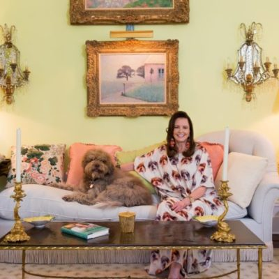 Patricia Altschul's Home in Charleston Home + Design