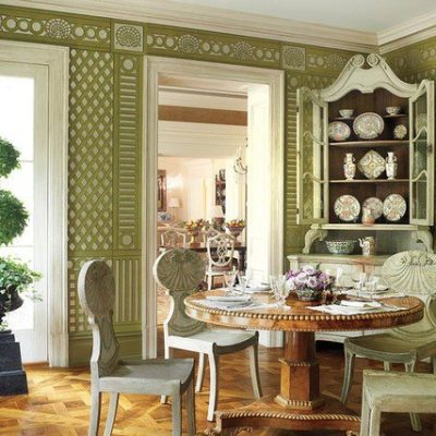 Bunny Williams Decorates a Classic Virginia House