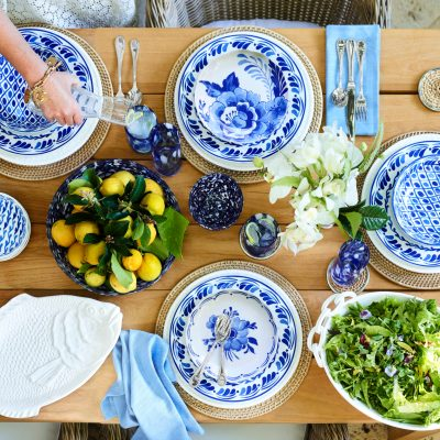 Aerin Lauder's New Palm Beach Inspired Collection for Williams Sonoma