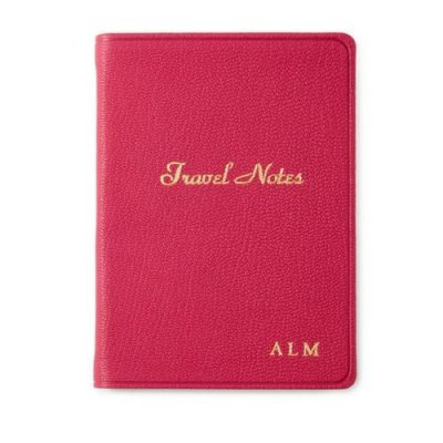 Personalized Travel Notes