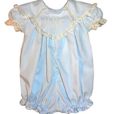 Custom Heirloom Clothing for Children