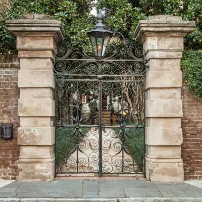 Charleston's Sword Gate House is For Sale