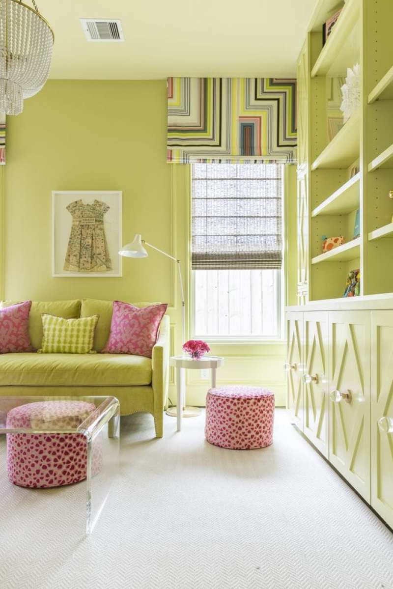 paint my walls gray? Q: What are your favorite interior design