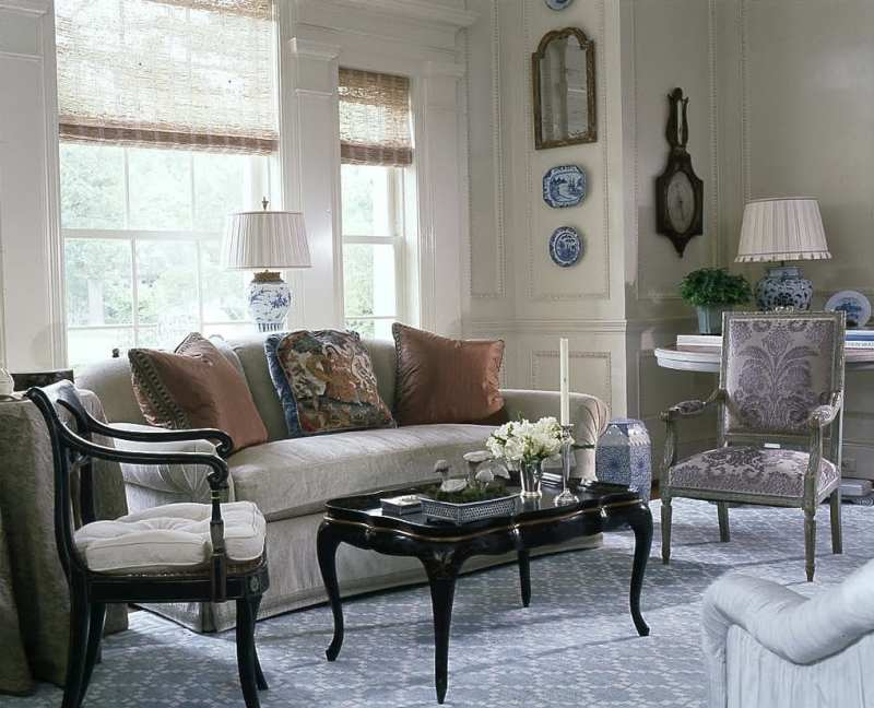 A Timeless Classic Home By Cathy Kincaid The Glam Pad