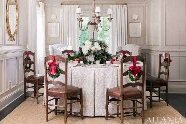 A Casually Elegant Atlanta Christmas
