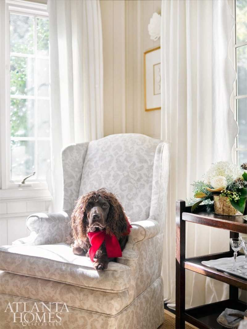 A Casually Elegant Atlanta Christmas - The Glam Pad