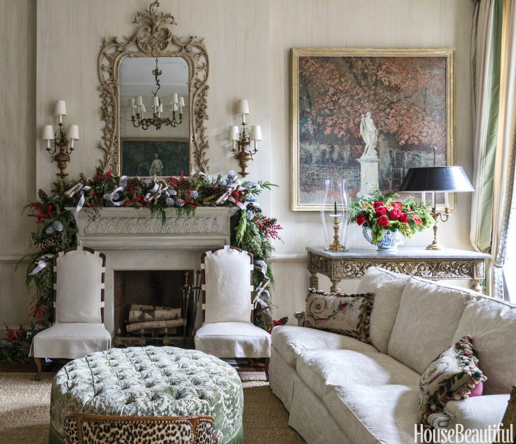 Moss\u0027s cardinal rule of holiday hosting is not to get too experimental. \u201cEspecially for the menu\u201d she says. \u201cAlways do something you know is going to be a ... & Seven Christmas Decorating Ideas from Charlotte Moss - The Glam Pad