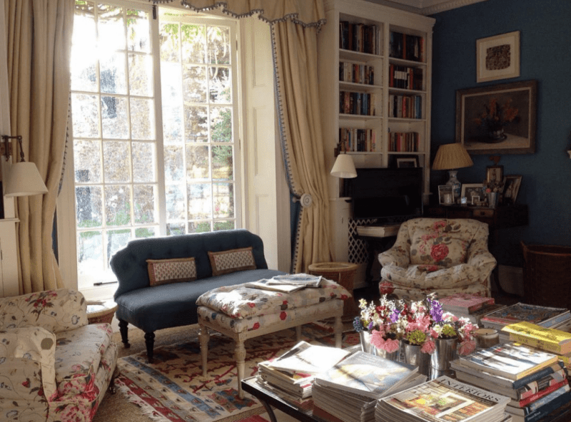 Louise Townsend\'s Idyllic English Country Home - The Glam Pad