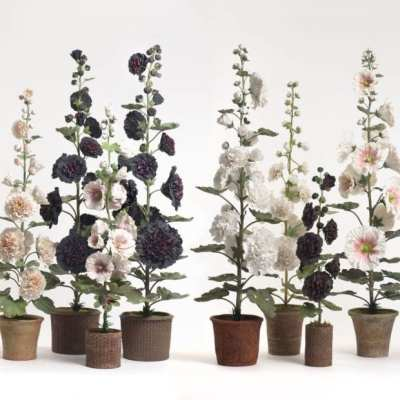 Vladimir Kanevsky's Exquisite Porcelain Flowers