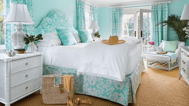 Palm Beach Decor Lilly Pulitzer Style, Lilly Pulitzer First Impression Bedding