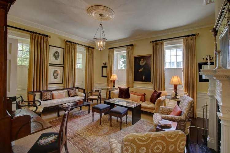 Thomas Ravenel's Former Charleston Home