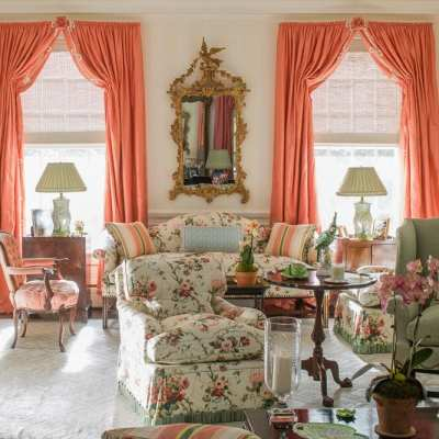 An Exclusive Home Tour with Leta Austin Foster