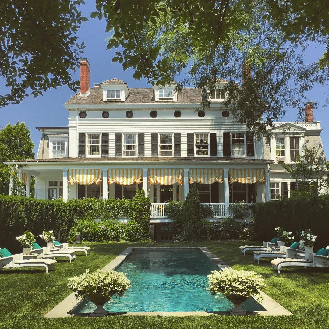 For Sale: Historic Greek Revival in Bellport, New York - The