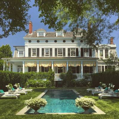 For Sale: Historic Greek Revival in Bellport, New York