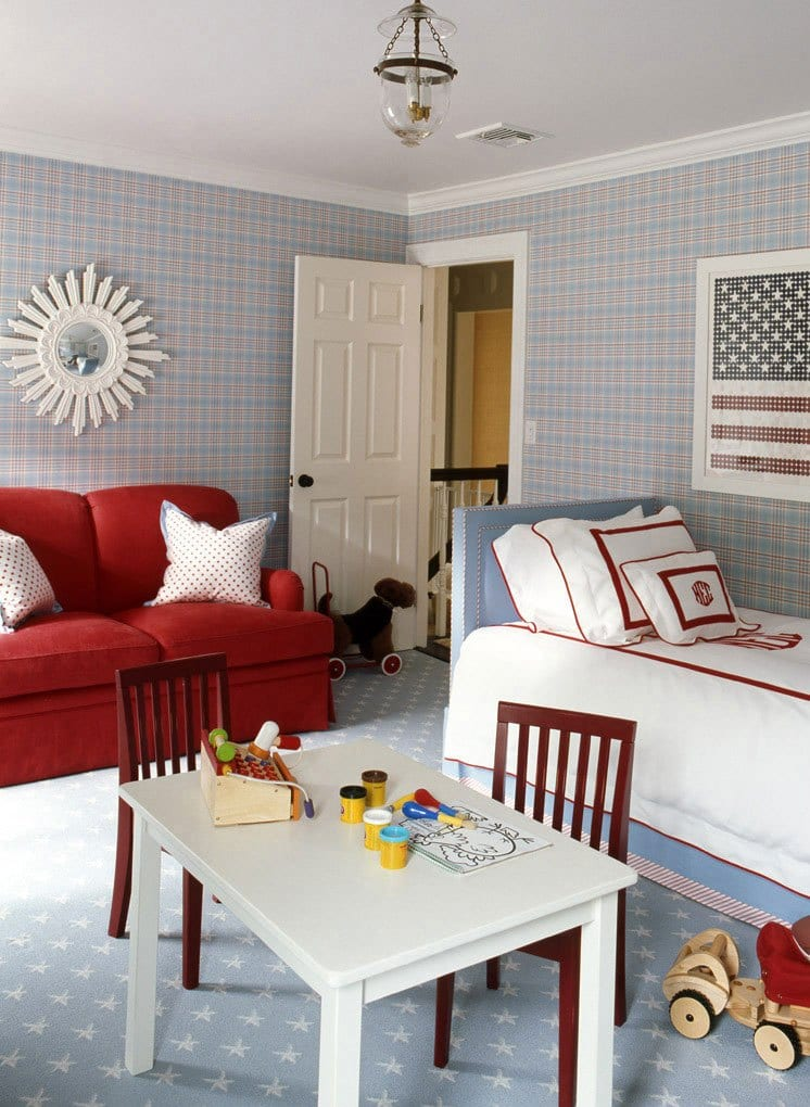 Ashley Whittaker & Patriotic Inspiration for the Fourth of July - The Glam Pad