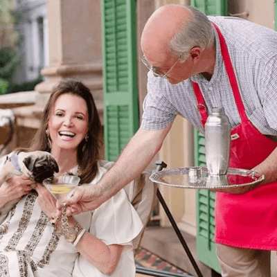 The Inside Scoop From Patricia Altschul's Butler, Michael Kelcourse