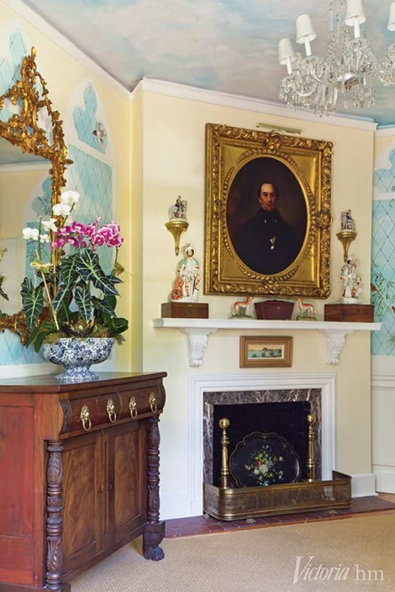 A Storybook Tudor Cottage - The Glam Pad