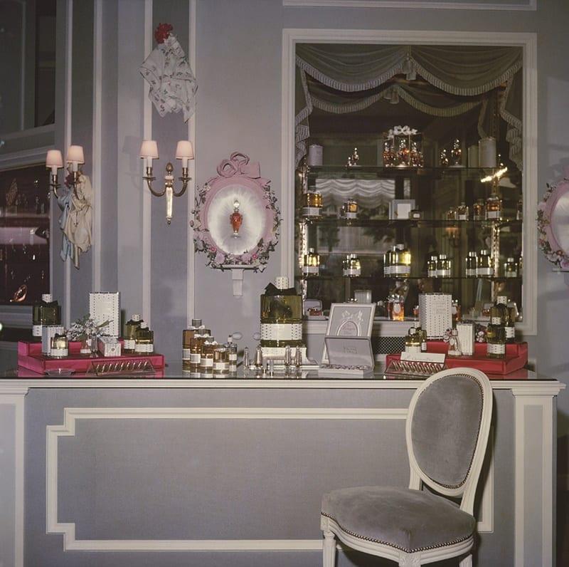Dior And His Decorators When Fashion And Interior Design