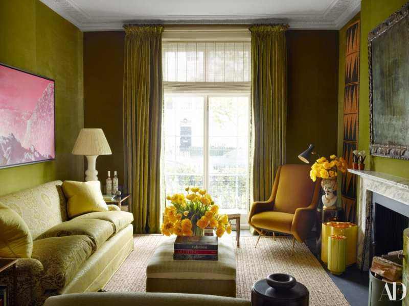 A Classic London Townhouse By Veere Grenney The Glam Pad