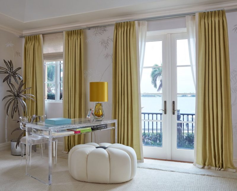 Inside the kips bay palm beach show house the glam pad for Palm beach home and design show
