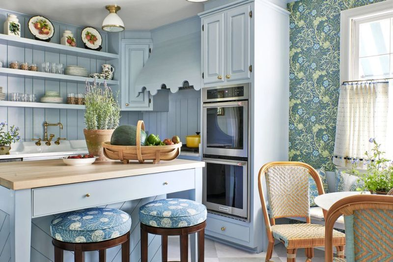A Colorful Abode by Mark D. Sikes - The Glam Pad