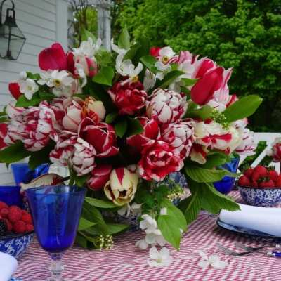 Fabulous Fourth of July Decorating and Entertaining Ideas