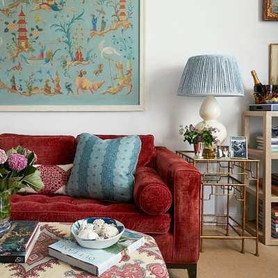 At Home with Designer Lilse McKenna
