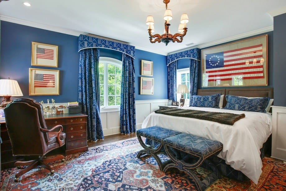 Dan Carithers Boys Traditional Masculine Bedroom American