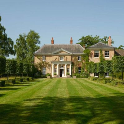 An English Country Home by Penny Morrison