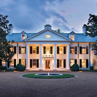 Gil Schafer Restores a Historic Nashville Home