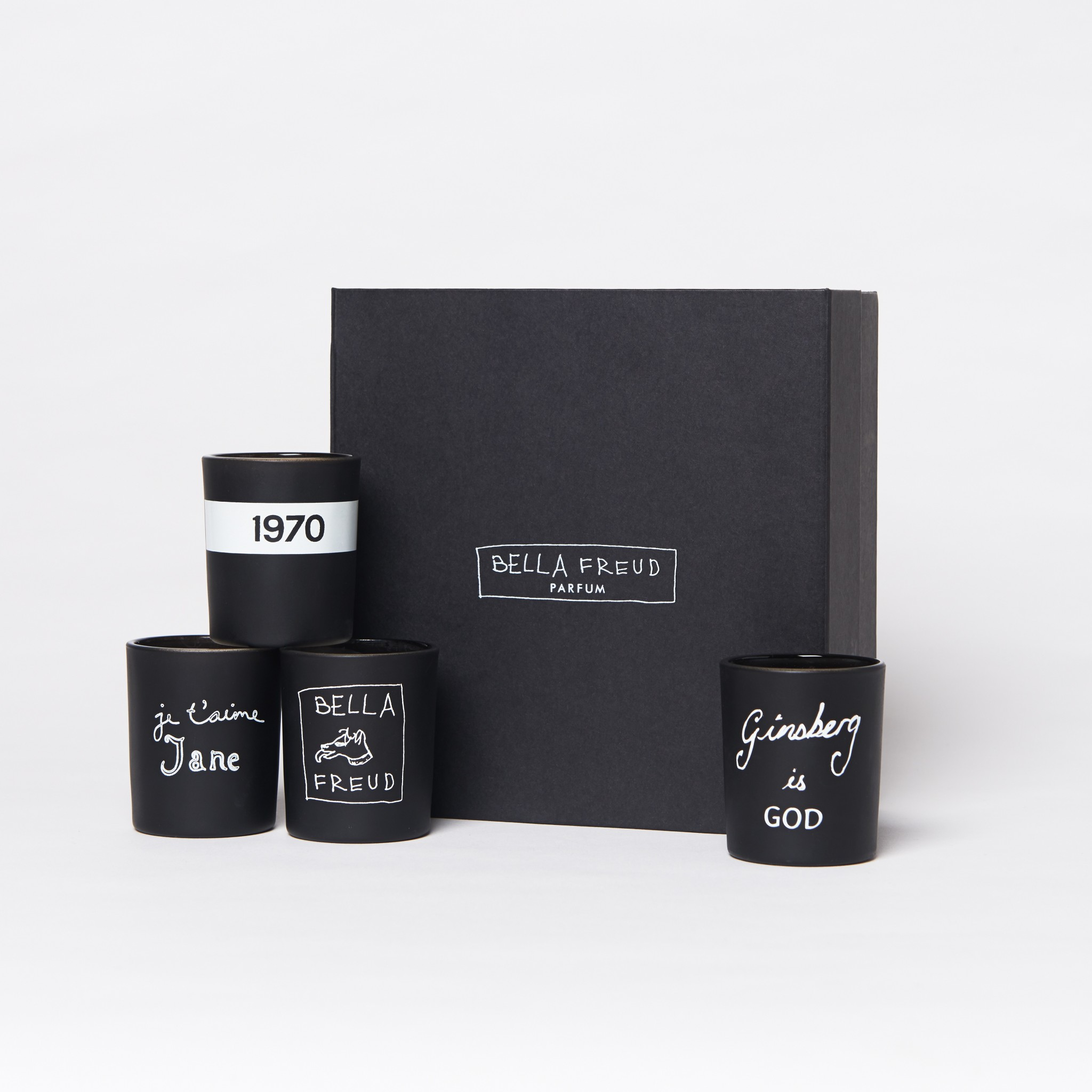 Bella Freud Mini Votive Gift Set