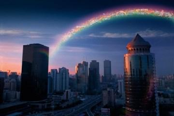 JIANG Zhi, Rainbow, no. 1, 2005