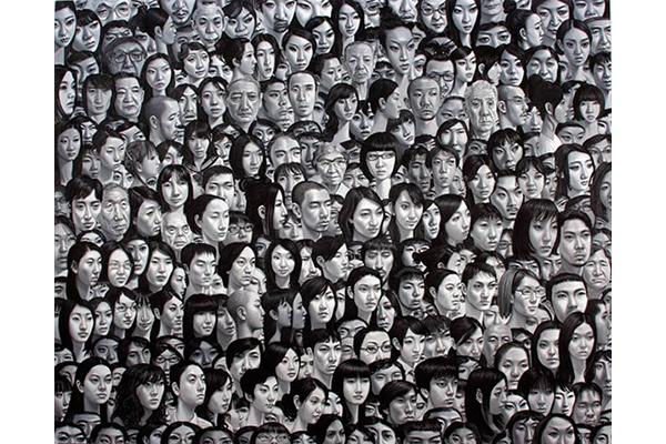 Tokyo Portrait by Carl Randall