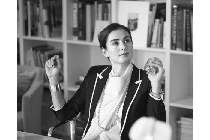 Creative director of Tiffany & Co Francesca Amfitheatrof