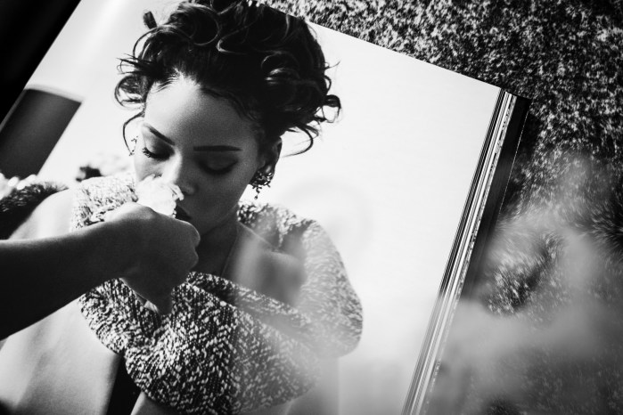 Rihanna Autobiography Images