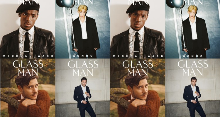 Glass Man Magazine Covers Issue 44