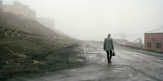 Dr Wangel Barentsburg-Svalbard June 2013