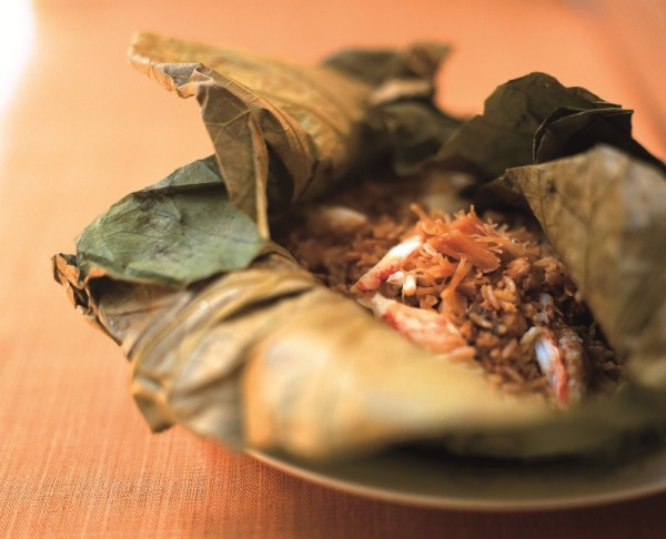 Fook Lam Moon_Lotus Leaf Rice